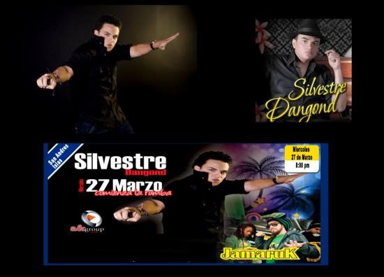 Concierto Silvestre Dangond