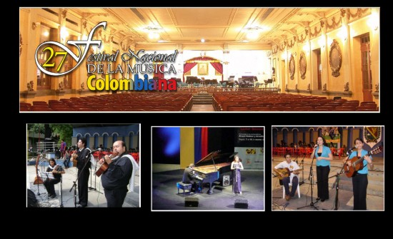 Festival Nacional de Música Colombiana 2013