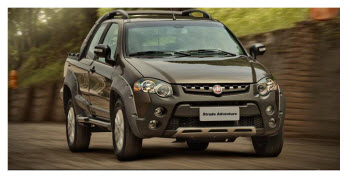 Fiat Strada Adventure Locker Doble Cabina 2013