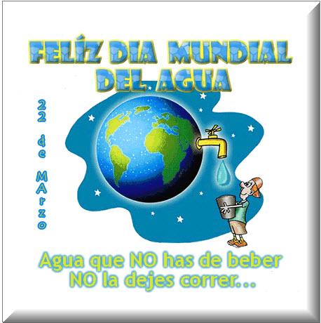 Imagenes del Día Mundial del Agua
