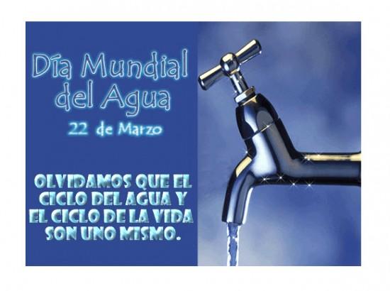 Imágenes del Dia Mundial del Agua