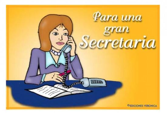 Imágenes del Día de la Secretaria