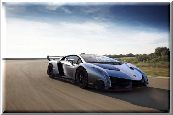 Lamborghini Veneno 2013, desempeño