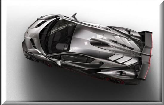 Lamborghini Veneno 2013, vista parte exterior