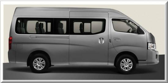Nissan urvan nv350 colombia - Nissan urvan nv350 - Nueva ...