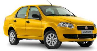 Nuevo Fiat Siena Taxi