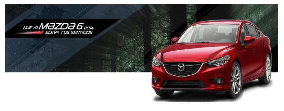 Nuevo Mazda 6 2014
