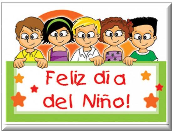 Postales del Día del Niño