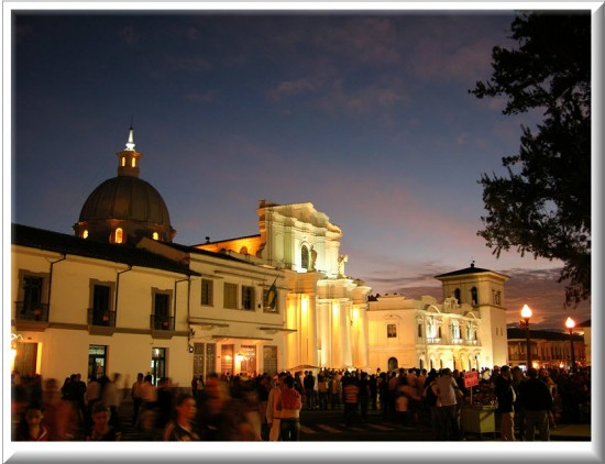 Semana Santa en Popayán 2014 en Colombia