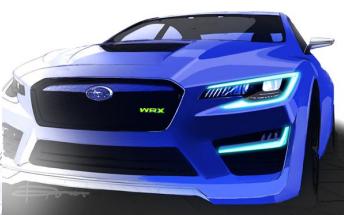 Nuevo Subaru WRX