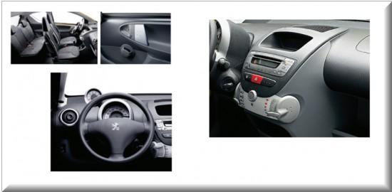 Características Peugeot 107 5 puertas