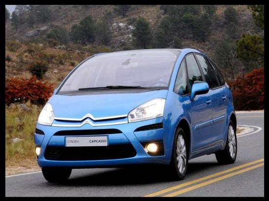 Citroën C4 Picaso 2013