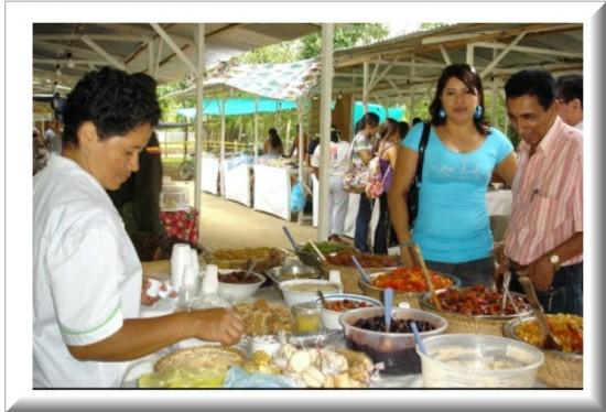 Festival Gastrónomico, Artesanal y Cultural 2013 en Montería