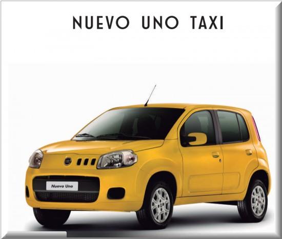 Nuevo Fiat Uno Taxi