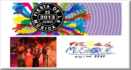 Fiesta de la Música en Medellin 2013