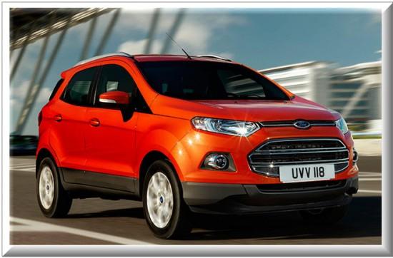 Ford Ecosport Titanium, desempeño