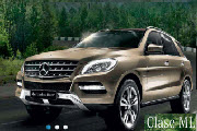 Mercedes Benz Clase ML