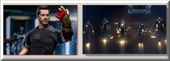 Película Iron Man 3 2013