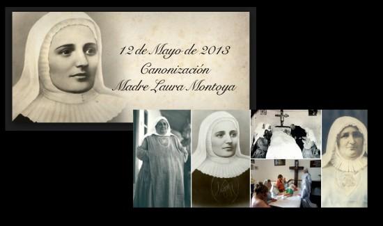 Canonización Madre Laura 2013