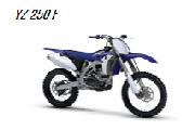 Yamaha YZ 250F 2013
