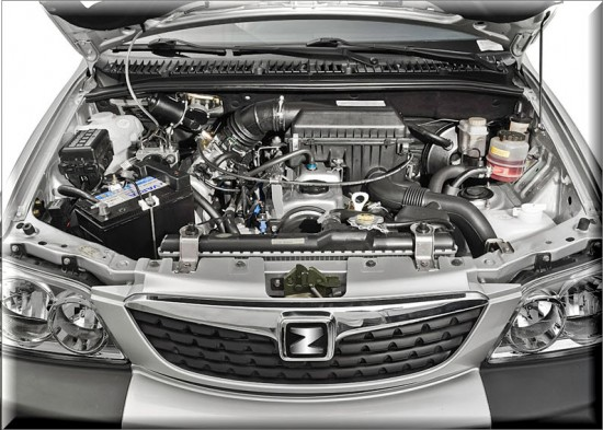 Zotye XL, motor
