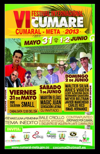Festival Internacional del Curame 2013