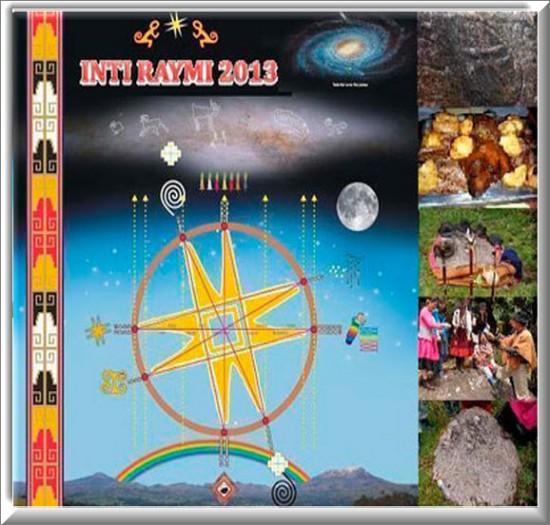 Festival del Cuy y Inti Raymi en Sibundoy 2013