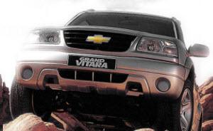 Chevrolet Grand Vitara 3 puertas