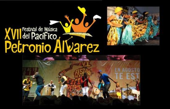 Convocatoria del Festival Petronio Álvarez 2013