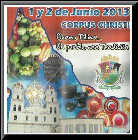 Corpus Christi en Guamo