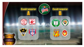 Cuadrangulares Semifinales del Torneo Postobón I 2013