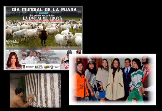 Día Mundial de la Ruana 2013