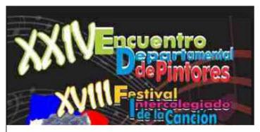 Encuentro Departamental de Pintores 2013 en Pradilla, Cundinamarca
