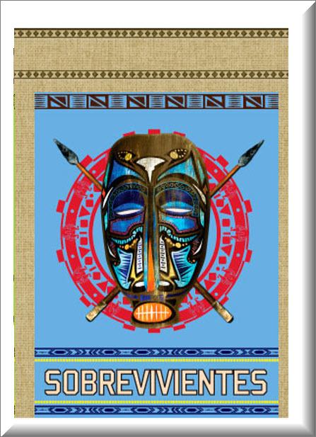 Escudo de los Sobrevivientes Desafío África 2013