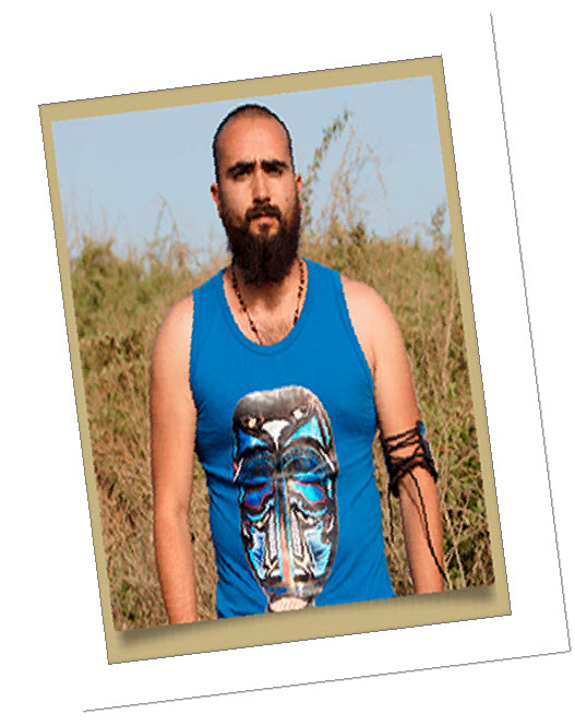 Fabián Guzman participante Sobrevivientes desafío África