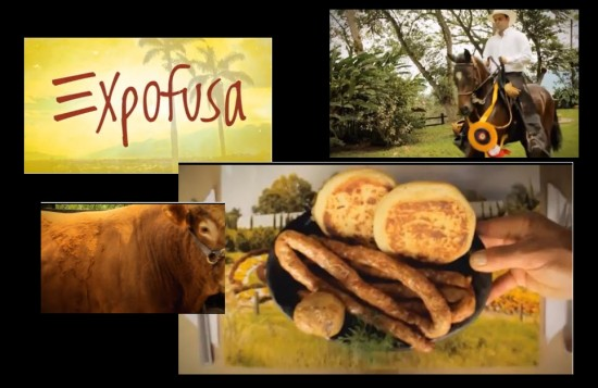 Feria Agroindustrial,  Expofusa 2013