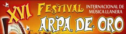 Festival Internacional de Música Llanera 2013 en Savarena, Arauca