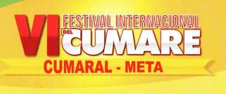 Festival Internacional del Curame 2013 en Cumaral, Meta