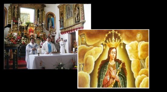 Fiesta en Honor Nuestra Señora del Milagro 2013