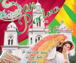 Fiestas de San Pedro en El Espinal, Tolima 2013