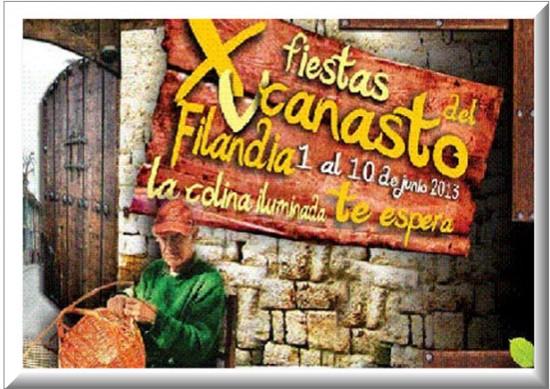 Fiestas del Canasto en Filandia 2013