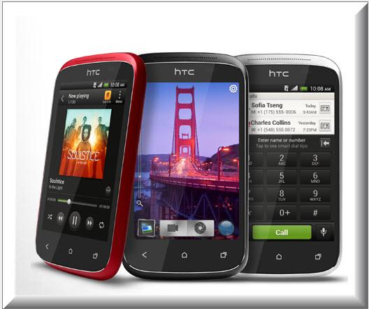 Nuevo HTC Desire C