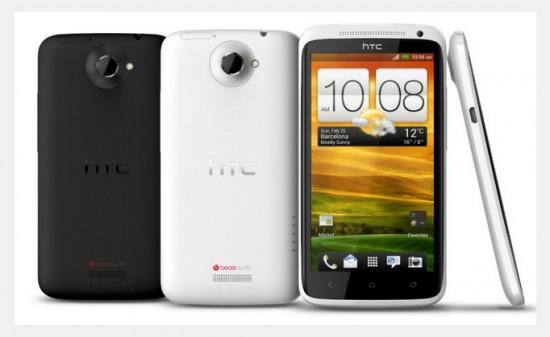 HTC Desire X, diseño elegante