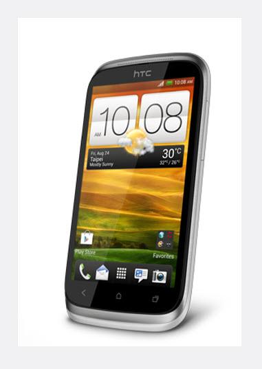 HTC Desire X, pantalla 4 pulgadas