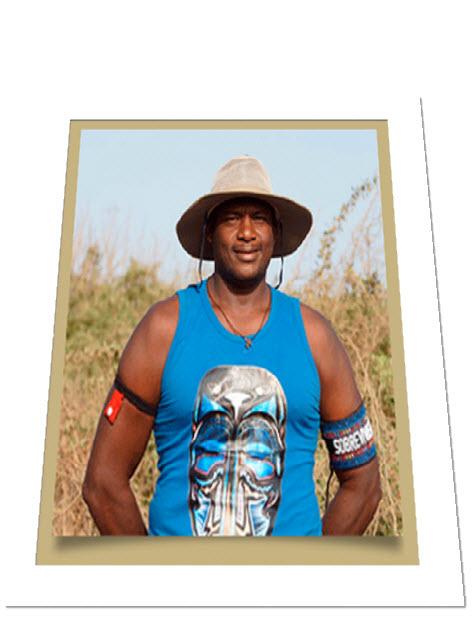 Hallem Castillo participante sobrevivientes desafío África