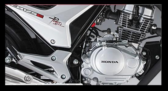 Honda CB125E Power Sport, motor