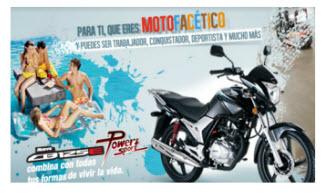 Nueva Honda CB125E Power Sport