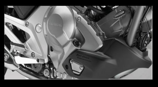Honda NC700X, motor