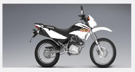 Honda Brio 125 Moto Honda Xr 125 Brio Honda Xr 125l Brio