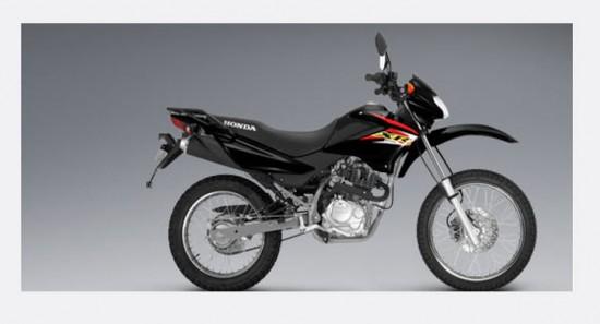 Honda XR 125L Brio